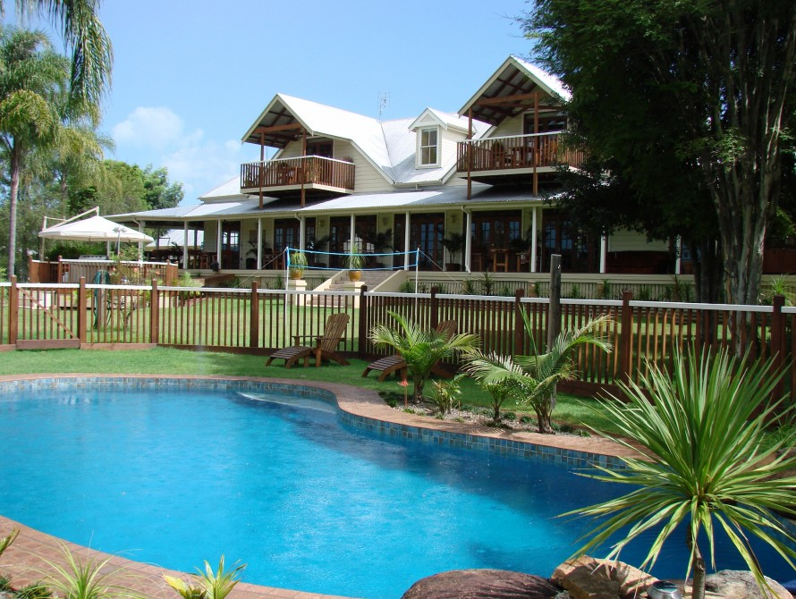 Clarence River Bed  Breakfast - Accommodation Airlie Beach