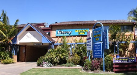 Fitzroy Motor Inn - Accommodation Airlie Beach