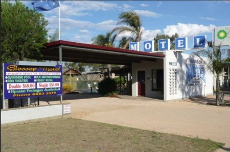 Glossop Motel - Accommodation Airlie Beach