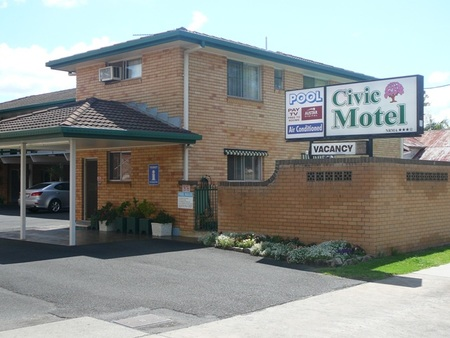 Civic Motel Grafton - Accommodation Airlie Beach