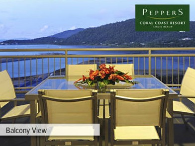 Peppers Coral Coast Resort - Accommodation Airlie Beach
