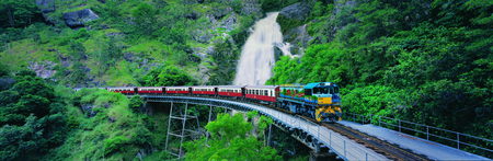 Kuranda Scenic Railway - Accommodation Airlie Beach