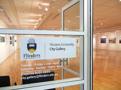 Flinders University City Gallery - Accommodation Airlie Beach