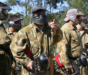 Action Paintball Games - Perth - Accommodation Airlie Beach