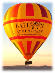 Balloon Adventures Barossa Valley - Accommodation Airlie Beach