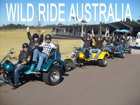 A Wild Ride - Accommodation Airlie Beach