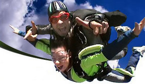 Adelaide Tandem Skydiving - Accommodation Airlie Beach