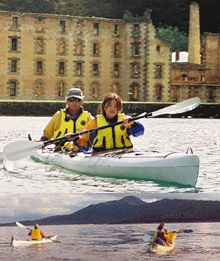 Blackaby's Sea Kayaks and Tours - Accommodation Airlie Beach