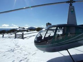 Alpine Helicopter Charter Scenic Tours - Accommodation Airlie Beach