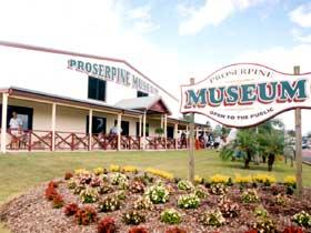 Proserpine Historical Museum - Accommodation Airlie Beach
