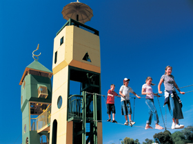 Monash Adventure Park - Accommodation Airlie Beach