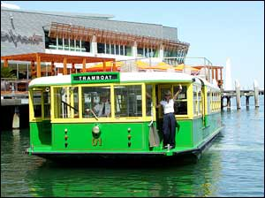 Melbourne Tramboat Cruises - Accommodation Airlie Beach