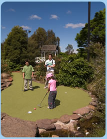 Wetlands Mini Golf - Accommodation Airlie Beach