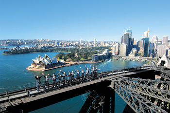 Sydney Harbour Bridge Climb - Accommodation Airlie Beach