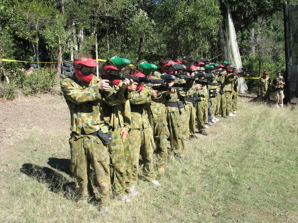 Top Gun Paintball Park - Accommodation Airlie Beach