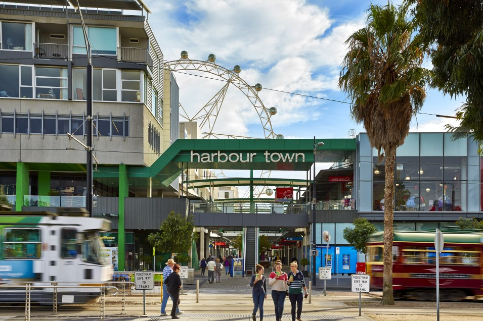 Harbour Town Melbourne - Accommodation Airlie Beach