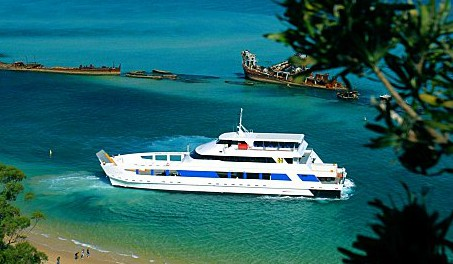 Queensland Day Tours - Accommodation Airlie Beach