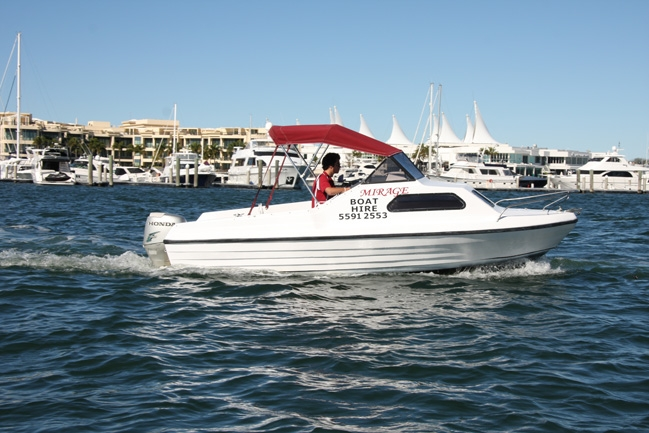 Mirage Boat Hire - Accommodation Airlie Beach