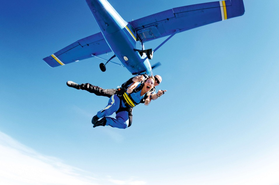 Skydive the Beach and Beyond Yarra Valley - Accommodation Airlie Beach