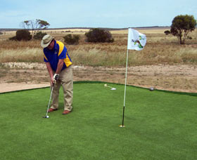 Nullarbor Links World's Longest Golf Course Australia - Accommodation Airlie Beach
