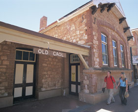 Old Coolgardie Gaol - Accommodation Airlie Beach