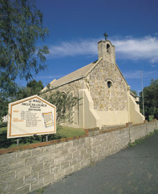 St Mary's Anglican Church - Accommodation Airlie Beach