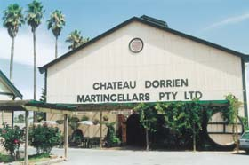 Chateau Dorrien Winery - Accommodation Airlie Beach