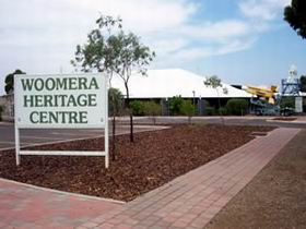 Woomera Heritage and Visitor Information Centre - Accommodation Airlie Beach