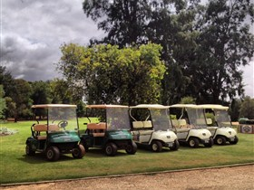 Loxton Golf Club - Accommodation Airlie Beach