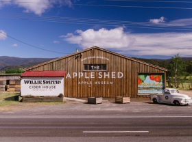 The Apple Shed Tasmania - Accommodation Airlie Beach