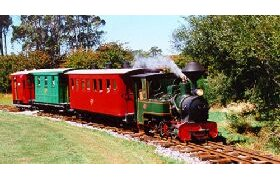 Redwater Creek Railway - Accommodation Airlie Beach
