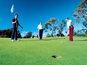Huon Heights Public Golf Course - Accommodation Airlie Beach