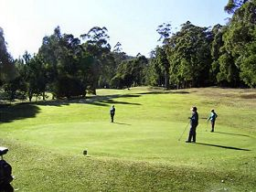 Sheffield Golf Course - Accommodation Airlie Beach