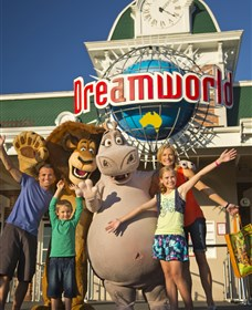 Dreamworld - Accommodation Airlie Beach