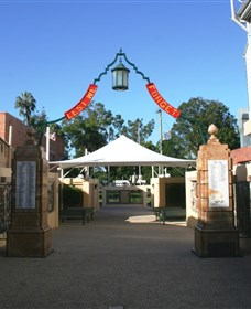 Gympie and Widgee War Memorial Gates - Accommodation Airlie Beach