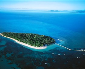 Green Island National Park - Accommodation Airlie Beach