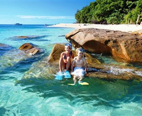 Fitzroy Island National Park - Accommodation Airlie Beach