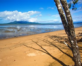 Edmund Kennedy Girramay National Park - Accommodation Airlie Beach