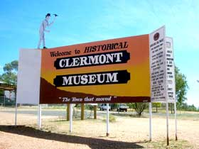 Clermont Historical Centre and Museum - Accommodation Airlie Beach
