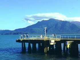 Lucinda Jetty - Accommodation Airlie Beach