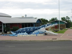 Kronosaurus Korner - Accommodation Airlie Beach