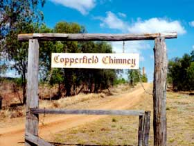 Copperfield Store and Chimney - Accommodation Airlie Beach