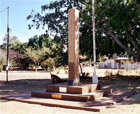 Mount Isa Memorial Cenotaph - Accommodation Airlie Beach