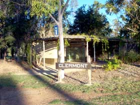 Clermont - Old Town Site - Accommodation Airlie Beach