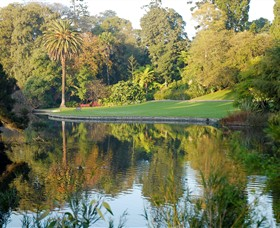 Royal Botanic Gardens Melbourne - Accommodation Airlie Beach