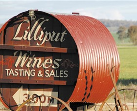 Lilliput Wines - Accommodation Airlie Beach