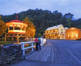 Walhalla Historic Area - Accommodation Airlie Beach