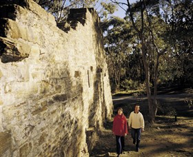 Castlemaine Diggings National Heritage Park - Accommodation Airlie Beach