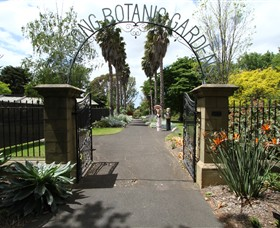 Friends of Geelong Botanic Gardens - Accommodation Airlie Beach