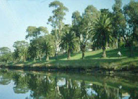 Maribyrnong River - Accommodation Airlie Beach